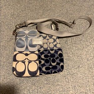 Over the Shoulder Crossbody Coach Purse